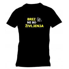 Majica Brez čebel ne bo življenja