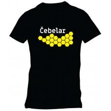 Majica čebelar satovje 2